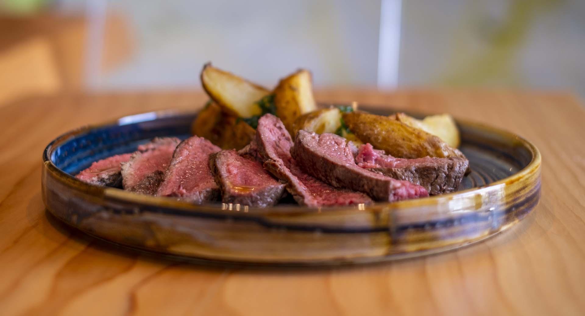 piatto di carne grey restaurant